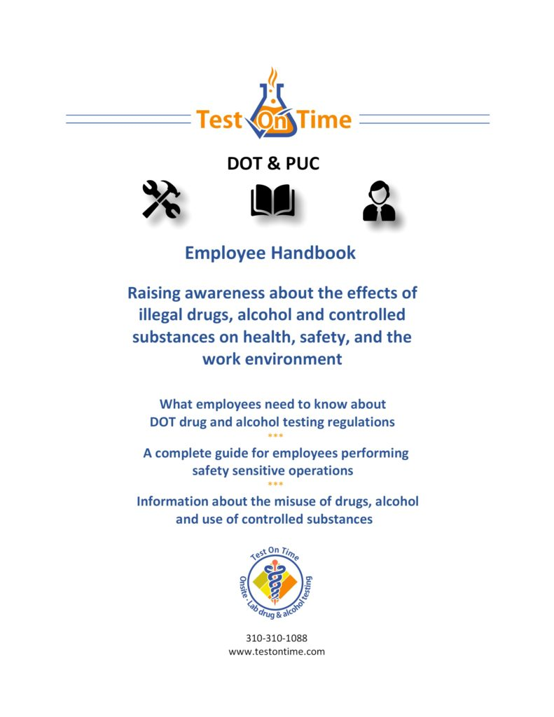 DOT Training for Employees, Supervisors  Reasonable